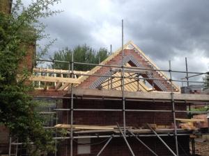 Chester Road - Progress report